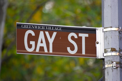 what is a gay ghetto